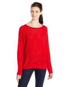French Connection Women's Ella Long Sleeve Pullover Sweater