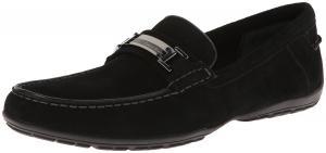 Calvin Klein Men's Wallace Suede Slip-On Loafer