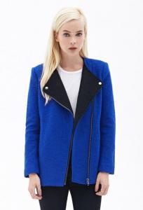 Áo khoác nữ Colorblocked Tweed Jacket
