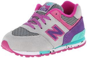 New Balance KL5749 Infant Lace Up Outdoor Running Shoe (Infant/Toddler)