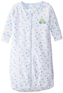 Bộ body cho bé Spasilk Baby-Boys Newborn 100% Cotton Sleep Bag Sack