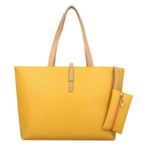Túi xách Mixeshop Classic Fashion Faux Leather Large Tote Bags