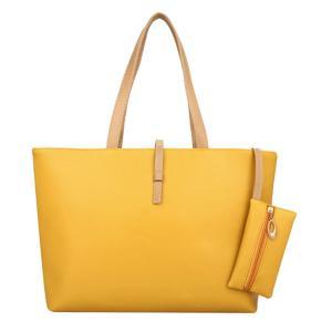 Túi xách Mixeshop Classic Fashion Faux Leather Large Tote Bags