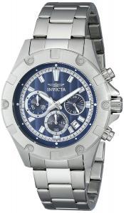 Đồng hồ Invicta Men's 15603 Specialty Analog Display Japanese Quartz Silver Watch