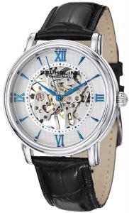 Đồng hồ Stuhrling Original Men's 458G2.33152SET Classic Delphi Chamberlain Mechanical Skeleton Silver Dial Watch Set