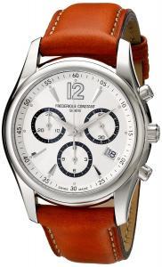 Đồng hồ Frederique Constant Men's FC-292SB4B26 Junior Silver Dial Chronograph Watch