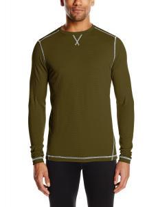Áo Russell Athletic Men's Box Mesh Long Sleeve T-Shirt
