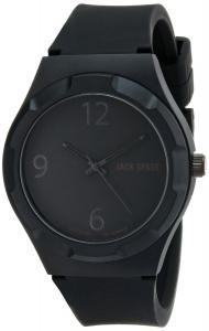 Đồng hồ Jack Spade Men's WURU0063 Graphic Analog Display Japanese Quartz Black Watch