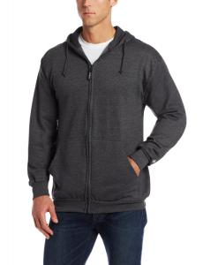 Áo Russell Athletic Men's Big & Tall Fleece Zip-Front Hoodie
