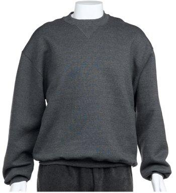 Áo Russell Athletic Men's Big & Tall Basic Crew Neck Sweatshirt