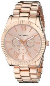 Đồng hồ Vernier Women's VNR11169RG Analog Display Japanese Quartz Watch