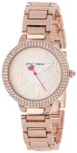 Đồng hồ Betsey Johnson Women's BJ00235-02  Rose Gold-Tone Bracelet Watch