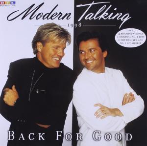 Đĩa nhạc Back For Good - The 7th Album