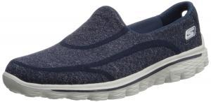 Giày nữ Skechers Women's Go Walk 2 Super Sock Walking Shoe