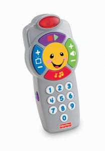 Điện thoại đồ chơi Fisher-Price Laugh and Learn Click'n Learn Remote