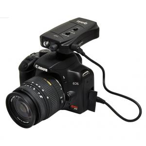 Opteka LTX-80 Lightning/Gunshot/Fireworks & Motion Sensor/Security/Wildlife Trigger for Canon EOS & Nikon DSLR Cameras