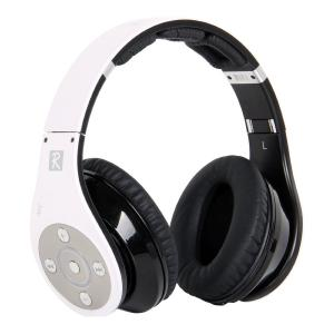 Tai nghe Mactrem Bluedio R+ White Legend Version Bluetooth Headphones Supports NFC Bluetooth4.0 Deep bass wireless Headphones over the ear Headphones