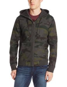 Áo khoác nam True Religion Men's Front-Zip Camouflage Hoodie