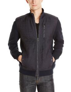Áo khoác nam Calvin Klein Sportswear Men's Quilted Front-Zip Jacket