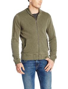 Áo khoác nam Lucky Brand Men's Full-Zip Workwear Sweatshirt