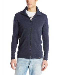 Áo khoác nam G-Star Men's Aero Zip-Up Sweater with Logo