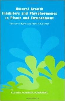 Sách Natural Growth Inhibitors and Phytohormones in Plants and Environment