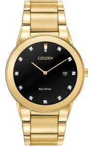 Đồng hồ Citizen Men's AU1062-56G Axiom Analog Display Japanese Quartz Gold Watch