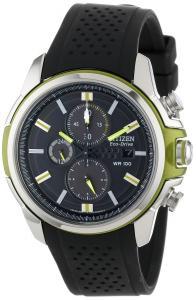 Đồng hồ Citizen Men's CA0427-08E Eco-Drive AR 2.0 Chronograph Watch