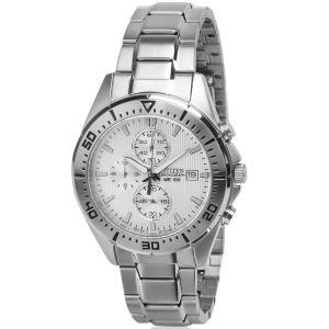 Đồng hồ Citizen Quartz Sports Chronograph Black Dial Men's Watch - AN3460-56E