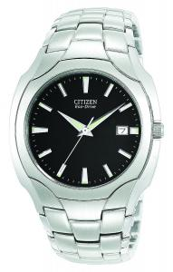 Đồng hồ Citizen Men's BM6010-55E Eco-Drive Stainless Steel Watch