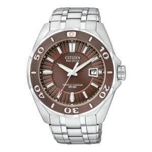 Đồng hồ Citizen Signature Eco-Drive Perpetual Calendar Men's Date Watch BL1259-51X