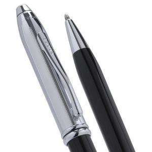 Bút Cross Townsend Black Lacquer Tuxedo Ballpoint Pen