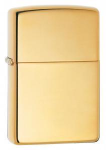 Bật lửa Zippo High Polish Brass Pocket Lighter