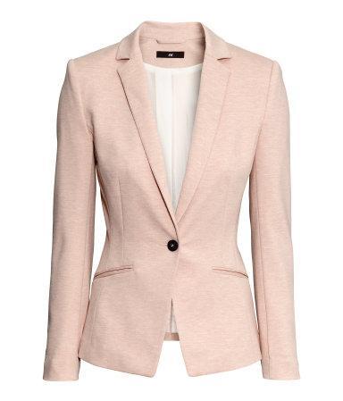 Áo nữ Jersey Blazer