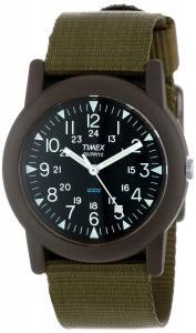 Timex® Men's  Analog Camper Watch #T41711