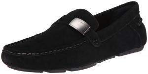 Calvin Klein Men's Merl Suede Slip-On Loafer