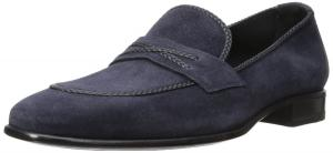 a.testoni Men's M45853 Slip On Loafer