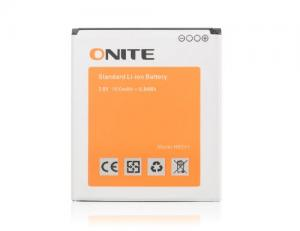 Onite 1800mAh Li-ion Battery Replacement for Huawei Ascend Y300 battery, (Compatiable with W1/ Y300/ Y500/ U8833/ Y900/ T8833), HB5V1HV