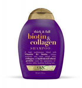 Dầu gội OGX Shampoo, Thick & Full Biotin & Collagen, 13oz