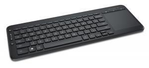 Microsoft Wireless All-In-One Media Keyboard (N9Z-00001)
