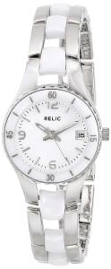 Đồng hồ nữ Relic Women's ZR11894 Analog Display Analog Quartz Silver Watch