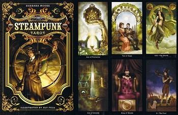 Steampunk Tarot, The [Cards]