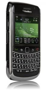 Case-mate Barely There Back Cover for BlackBerry Bold 9700 and BlackbBerry 9780 Metallic Silver CM010099