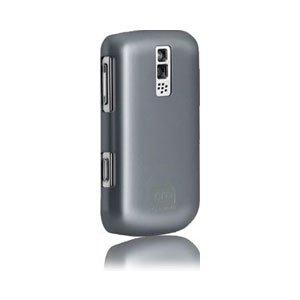 Case-Mate BlackBerry Bold 9000 Barely There Case - Grey (Rubber)