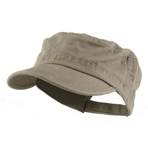 Mũ lưỡi chai MG Enzyme Washed Cotton Twill Cap