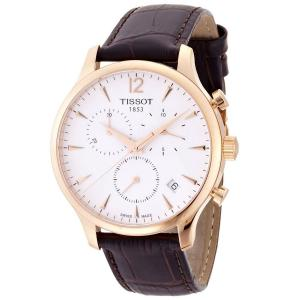 Đồng hồ nam Tissot Tradition Men's Chrono Quartz Watch - T0636173603700