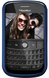iSkin Vibes Hydro Carbon Polymer Protector for BlackBerry Bold 9000 - Reflex Dark Blue