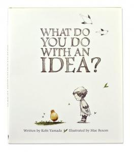 Sách What Do You Do With an Idea?