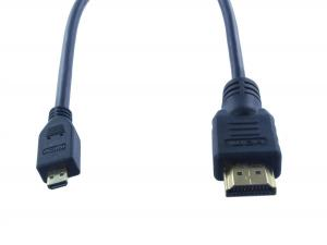 Bargain Cable 3 FT 3 FEET Micro HDMI Cable for BlackBerry Z10 Z30 Q10 Smartphones & BlackBerry Playbook Tablet