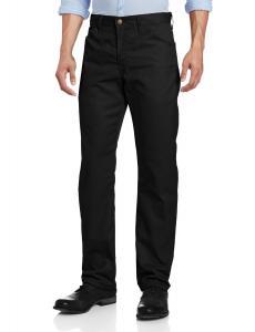 Dickies Men's Slim Straight Fit Light weight 5-pocket Twill Pant